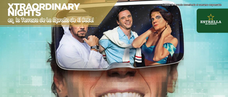 FABIOLO CONNECTION XTRAORDINARY NIGHTS 2021 EL BATEL CARTAGENA