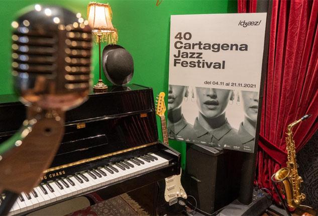 CARTAGENA JAZZ FESTIVAL EL BATEL CARTAGENA 2